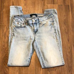 Juniors size 4 Aeropostale Jegging jeans